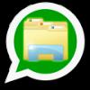 Logotipo do aplicativo Frase Pronta WhatsApp